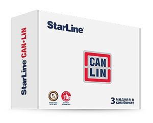 StarLine CAN+LIN